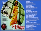 Discography Sing Vilma Sing 40th Anniversary 1972-2002