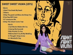 Discography SWEET SWEET VILMA 1