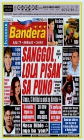COVER - 2014 Bandera Tabloid