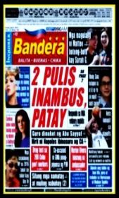 COVER - 2014 Bandera