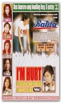 COVER - Balita 15 Nov 2013
