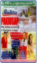 COVERS - Balita Dec 6 2014