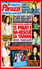 COVERS - Pinoy Parazzi 2014