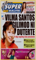 COVERS - Super Balita Davao 08 June 2015