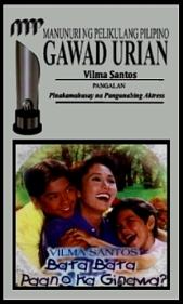 FILMS - Bata, Bata…Paano Ka Ginawa 7