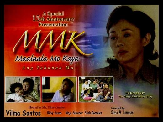 FILMS TV - MMK - Regalo