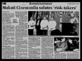 ARTICLES - 5th Cinemanila 1