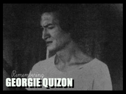 ARTICLES - Remembering Georgie Quizon 1