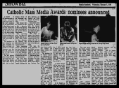 MEMORABILIA - News Clippings - CMMA 1