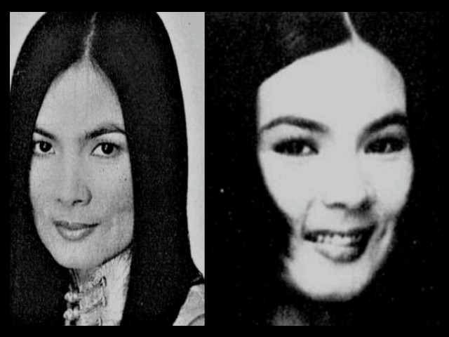 Amy Austria Amy Austria and Vilma Santos Star For All Seasons