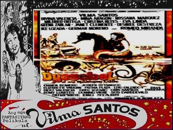 FANTASY FILMS - Dyesebel at ang Mahiwagang Kabibe 1