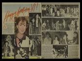 MEMORABILIA - BDAY Movie Flash 22Nov84 1