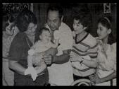 MEMORABILIA - Luis Baptismal