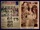 MEMORABILIA - Movie News Vilma Tampok