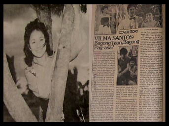 MEMORABILIA - News Clippings 1983