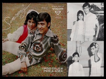MEMORABILIA - Perla Adea and Tirso Cruz III
