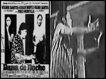 FILMS - DAMA DE NOCHE