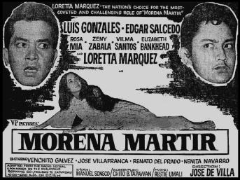 FILMS - MORENA MORTIR