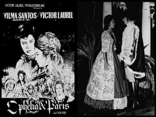 FILMS - OPHELIA AND PARIS