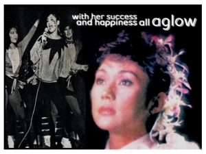 ARTICLES - With her success and happiness all aglow 2