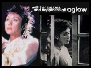 ARTICLES - With her success and happiness all aglow 3