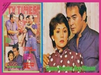 MEMORABILIA - Vi & Dindo TV Times 1982