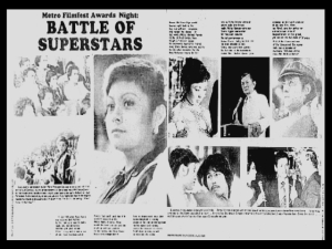 NEWS CLIPPINGS - Battle of Superstars