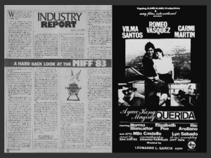NEWS CLIPPINGS - Ayaw Kong Maging Querida on February 20th