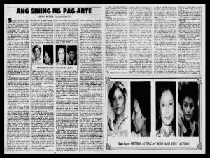 NEWS CLIPPINGS - JEH Feb 11 80
