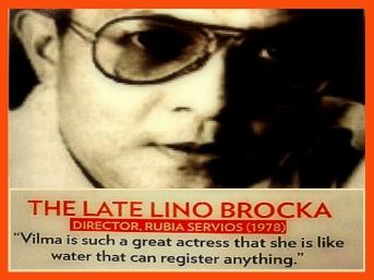MEMORABILIA - Lino Brocka