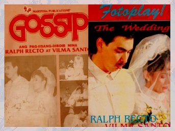 MEMORABILIA - Vi and Ralph wedding
