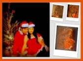 MEMORABILIA - Vi with Edgar Mortiz - Christmas
