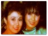 MEMORABILIA - Vi with Sharon