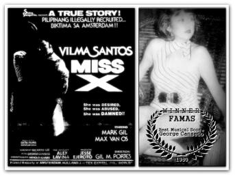FILM - Miss X 1980