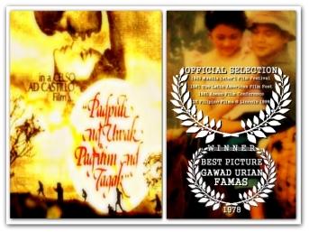 FILM - Pagputi ng Uwak Pagitim ng Tagak 1978