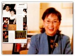 MEMORABILIA - Vilma in Star Studio mag