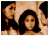 MEMORABILIA - Vilma with Barbara Perez and Zenaida Amador circa 1970s