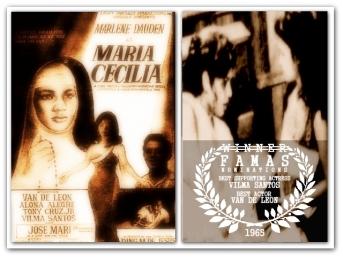 FILMS - 1965 Maria Cecilia