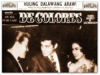 FILMS - 1968 De Colores FPJ, Susan Roces, Joseph Estrada