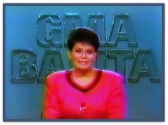 MEMORABILIA - Helen Vela GMA Balita