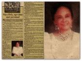 MEMORABILIA - Manila Bulletin 11 Feb 2007