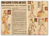 MEMORABILIA - Manila Bulletin 20 Feb 2007 Fashion