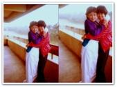 MEMORABILIA - Vi with Bk Jimenez