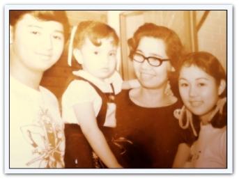 MEMORABILIA - Vi with Liezle Martinez and Edgar Mortiz