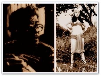 MEMORABILIA - Mar Ravelo and Vilma Santos