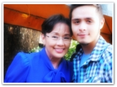MEMORABILIA - The Healing Ate Vi and Martin Del Rosario