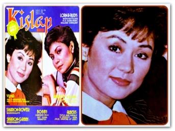 MEMORABILIA - 1983 Kislap Cover Pic