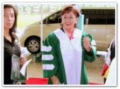 MEMORABILIA - Gov Vi doctorate degree