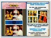MEMORABILIA - 1970s Luisa and Sons and Vilma Santos Dolls