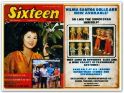 MEMORABILIA - 1974 Sixteen Magazine Jan 4